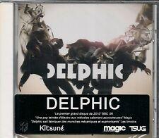 CD ALBUM 10 TITRES--DELPHIC--ACOLYTE--2010--NEUF