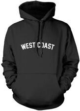 West Coast-American la California Unisex con capucha