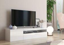 Frozen Mobile Porta Tv 2 Ante Living Bianco Laccato Lucido design moderno
