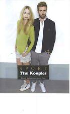 PUBLICITE 2012   THE KOOPLES SPORT  Clara et Karl
