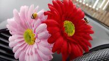 Gerbera Daisy Dash Board Car Flower for VW Beetle Bug Camper Vase + Free Gift