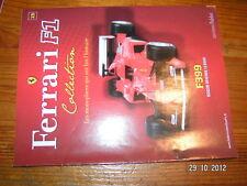 Ferrari F1 ont fait l'Histoir n°19 F399 Irvine 1999