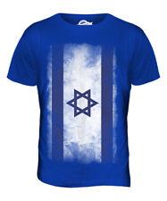 Israel se desvaneció Bandera Para hombres Camiseta Camiseta Top Yisrael israelí ISR? –? L Camisa de fútbol