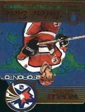 1999-00 Pacific Omega World All-Stars Hockey - Your Choice *GOTBASEBALLCARDS