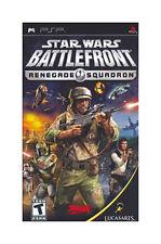 1 of 1 - Star Wars Battlefront: Elite Squadron (Sony PSP, 2009)