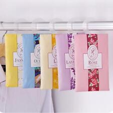 Hanging Scented Wardrobe Clothes Freshner Sachet Perfume Amazing Flavors Bü