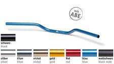 LSL Superbike manillar, 22 mm, tipo a01, aluminio, 122a001, en 8 colores