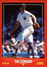 1988 Score Baseball Card Pick 258-513