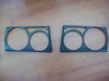 Cornici fari carbonio Lancia Delta Integrale 8 16v 4wd frame front light 4wd