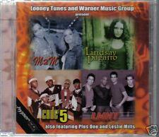 Looney Tunes Zoom Back to School CD Sampler Vol 1 NEW