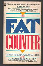 The Fat Counter Annette B Natow Jo-Ann Heslin PB 1989