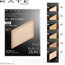7510137- KANEBO KATE Secret Skin Maker The Base Zero Powder Foundation Refill