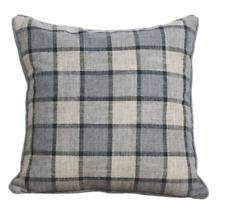 lf336t Red Blue Brown Khaki Cream High Quality Cotton Canvas 3DBox Cushion Cover