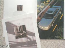 1996 OLDSMOBILE LSS Brochure/Catalog/Pamphlet: 3800