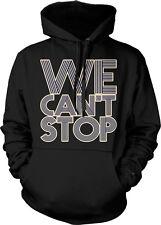 We Cant Stop Lyrics Miley Cyrus Party Swag Twerking Hoodie Pullover Sweatshirt