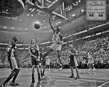 Kevin Garnett Boston Celtics Finals dunk Lakers Gasol 8x10 11x14 16x20 photo 391