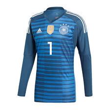 Adidas Alemania Camiseta Portero Niños wm2018 NUEVO 1