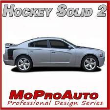 HOCKEY 2 Dodge Charger 3M PRO Grade Vinyl Stripes Decals Graphics 2011 186