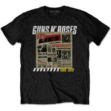 Guns N' Roses 'Lies Album Cover' (Black) T-Shirt - NEW & OFFICIAL!
