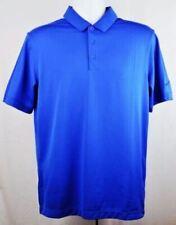 Nike Mens Game Royal Golf Tour Performance Dri-Fit Triumph Polo Shirt
