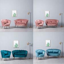 Velvet Armchairs For Sale Ebay