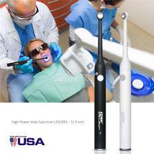 1 Set Dental Use Woodpecker iLED Style LED Curing Light Lamp 2300mW/cm² 2 color