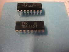 ic TDA 440 T / ci TDA440T VIDEO IF AMPLIFIER TELEFUNKEN DIP16 New