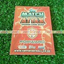 12/13 Campeonato 100 Club Edición Limitada Match Attax cien Tarjeta 2012 2013