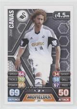 2013 2013-14 Topps Match Attax English Premier League 297 Jose Canas Soccer Card