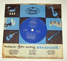 "Buddy Morrow 7"" 33 HEAR SOUL JAZZ Hey Mrs Jones MERCURY 1959 NIGHT TRAIN"
