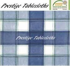 Rouge Vichy Carreaux blanc carrés Pvc Vinyle Table de cuisine chiffon Wipeclean Cafe Bar