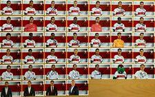 VfB Stuttgart Autogrammkarte 2017-18 original signiert 1 AK aussuchen