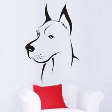 Sticker Animal Chien Great Dane Dogue allemand (15x10 cm à 40x27 cm) (CHIEN021)