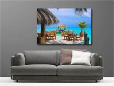Quadro dipinti decocrazione in kit Visti sul la mare ref 54656083