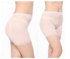 Underwear Hip Lift Silicone Buttocks Fake Ass Butt Bum Pad Panties Briefs Shaper