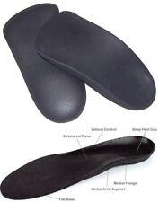 Slimflex Simple Insoles Podiatry Orthotics 3/4 or Full Length EVA Medium Density