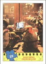 1990 Teenage Mutant Ninja Turtles Movie - You Pick - Buy 10+ cards FREE SHIP