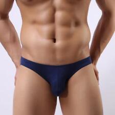 Men's Slim Low-rise Underwear Men Sexy Modal U-convex Briefs Good quality S-XL