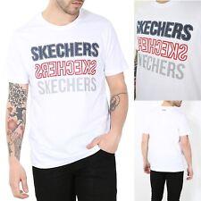 Crosshatch Mens Digraph T Shirt Designer Casual V Neck Short Sleeve Top T Shirt