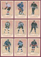2002-03 ITG PARKHURST RETRO 51-52 NHL HOCKEY CARD 1 TO 155 SEE LIST