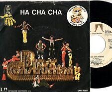 BRASS CONSTRUCTION disco 45 giri HA CHA CHA Made in ITALY 1976 FUNKY