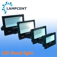 LED Flood Light 50W 100W 150W 200W Waterproof IP66 Outdoor Landscape Spot Lamp