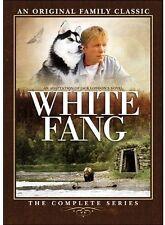 White Fang (DVD, 2005, 3-Disc Set)