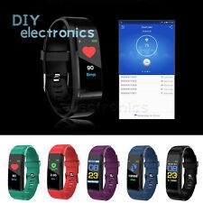 Health watertight Fitness Smart list Activity Tracker Wrist Band Bracelet US