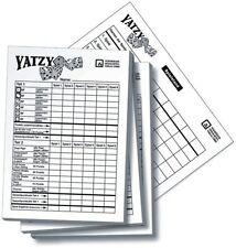 3 x Yatzy Spielblock Blöcke Block für 720 Spiele