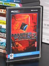 MASTER OF ORION 3 PC-CD ROM WINDOWS NUOVO IMBALLATO
