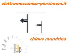 CHIAVI RICAMBIO E RACCORDO PER MANDRINI CREMAGLIERA TRAPANO AVVITATORE