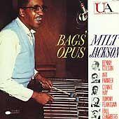 Milt Jackson Bags Opus 1991 Blue Note CD