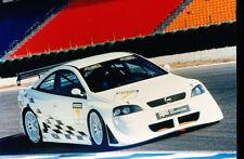 2000 Opel Astra Coupe V8 DTM Race Car Press Photo Print