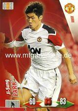Adrenalyn XL Man. United - Ji-Sung Park - Away